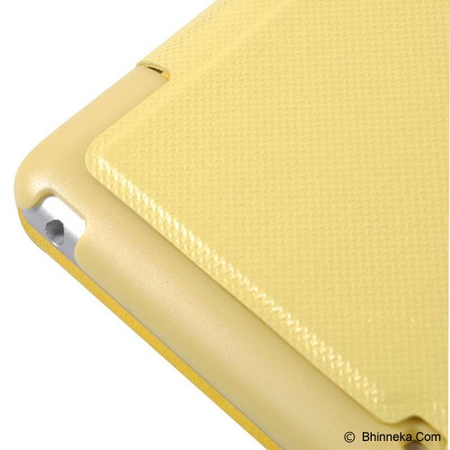 BASEUS Think Thank Case Apple iPad Air [LTAPIPAD5-TK0Y] - Yellow - Casing Tablet / Case